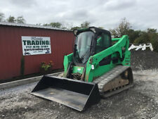 2015 Bobcat T750 Compact Track Skid Steer Loader With Cab Only 2800hrs