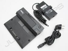 DELL LATITUDE E6320 E6400 E6410 E6420 DOCKING STATION + EU 130W Adattatore AC