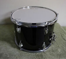 New 14x10 Marching Snare Drum Black Finish Accessories inc. free shipping