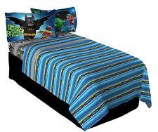 Lego Batman Kids Twin Bedding Sheet 3 Piece Set