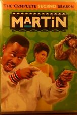 MARTIN The COMPLETE SECOND SEASON (1993-1994) 27 Episodes 4-Disc DVD Set SEALED