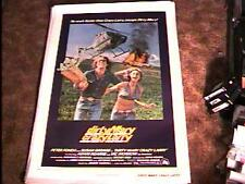 DIRTY MARY CRAZY LARRY RARE STYLE MOVIE POSTER LINEN