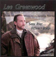 New: Greenwood, Lee: Same River Different Bridge  Audio Cassette
