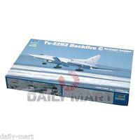 Trumpeter 1/72 01656 Tu-22M3 Backfire C Model Kit