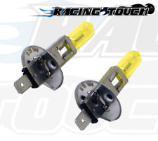2Pcs H1 12V 100w Xenon Gas HID High Beam Light Bulbs Golden Yellow 3000K