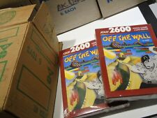 Off the Wall New Sealed Atari 2600 Video Game System