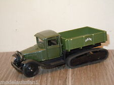 Russian Army Truck with Caterpillar Tracks 1:43 *20866