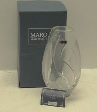 "NEW WATERFORD CRYSTAL MARQUIS COVENTRY 10"" VASE 115507"