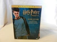 Harry Potter Collection (DVD, 2004, 6-Disc Set)