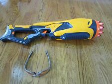 Nerf Swarmfire 20 Dart Tag Blaster Dart Gun with Googles & Darts
