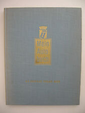 """CHOCOLAT TOBLER collages Album """"Mon autobuch"""", 1950, complet"""
