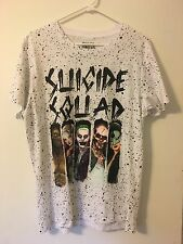 NWT Suicide Squad DC Comics Graphic T-Shirt Large New