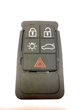 Replacement 5 button rubber pad for Volvo smart remote S40 S60 S80 V40 XC60 XC90
