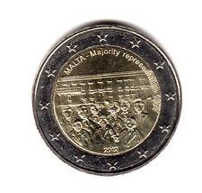 2 Euro-Sondermünze MALTA 2012  NEU!  SOFORTLIEFERUNG  Mehrheitswahlrecht