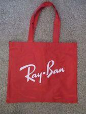 RAY BAN Sunglasses Reusable Tote Bag ~ Gym ~ Grocery's ~ Anything!!