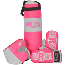 Ringside Kids Boxing Set 2-5 Year Old, Pink, One size