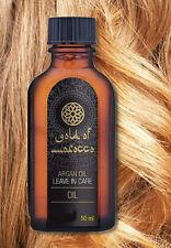 Hairforce GOLD of MOROCCO Argan Oil Leave-in-Care 50ml Öl für strapaziertes Haar