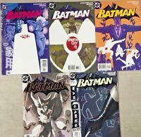 BATMAN#621-631 VF/NM LOT 2004(5 BOOKS) DC COMICS