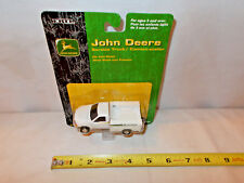 John Deere Ford F-350 Service Dually Pickup By Ertl 1/64th Scale  !