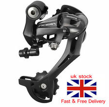 SHIMANO ACERA REAR DERAILLEUR. BIKE BICYCLES RD-M390 ,7,8,9 Speed. DIRECT FIT