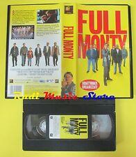 film VHS FULL MONTY squattrinati organizzati 1998 20TH CENTURY FOX (F40**)no dvd