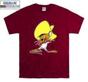 Speedy Gonzales Mexican Mouse Movie T-shirt T shirt Men Women Unisex Tshirt 650