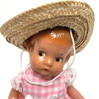 Vintage Effanbee Doll March Girl 1988 Patsyette 9605 New York