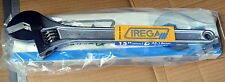 Irega 77-15 15-Inch Adjustable Wrench,Triple-Chrome Finish