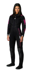 Brand New Waterproof W2 7mm  Full wetsuit Womens