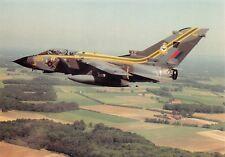Postcard NEW Tornado GR1 No.9 Squadron RAF Bruggen by Squadron Prints No.12
