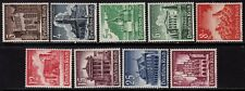 THIRD REICH 1940 mint Winterhilfswerk stamp set!