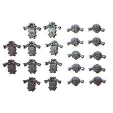 Space Marine Legion MKIII Tactical Squad BACKPACKS x 10 Horus Heresy 30K