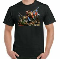 WELSH GUARDS T-SHIRT, British Army Forces Foot Regiment Tee The Foreign Legion