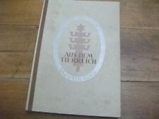 Stollwerk. Sammelbilderalbum. Aus dem Tierreich. 1932. Mit 180 farb.Bildern