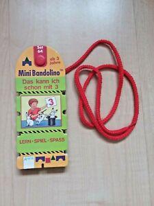 Mini Bandolino - das kann ich schon mit 3