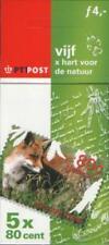 Nederland Postzegelboekje PB 64 Hart voor de Natuur 2000 Postfris
