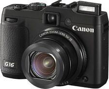 Canon PowerShot Face Detection Digital Cameras