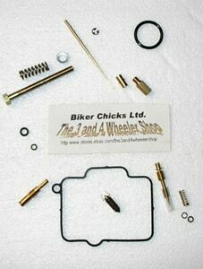 HONDA 1998-2004 XR400R  Carburetor Carb Rebuild  Repair Kit  MADE IN JAPAN