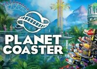 Planet Coaster | Steam Key | PC | Digital | Worldwide |