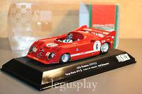 Slot car SCX Scalextric SRC 008 01 Alfa Romeo 33TT12 Targa Florio 1973