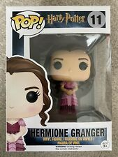 HARRY POTTER Hermione Granger Yule Ball Funko Pop Vinyl Figure VAULTED #11