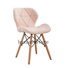 Dining Chair Home Restaurant Chair Computer Chair Solid Wood Nordic Make Up