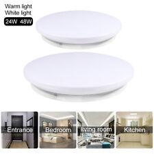 LED Surface Mount Fixture Ceiling Light Bedroom Kitchen Round Panel Lights PT