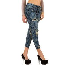 Coloured Damen-Jeans mit 36 klassische Hosengröße