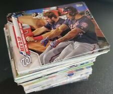 2020 Topps Series 2 Base 501-700 You Pick Complete Your Set