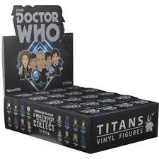 Doctor Who - Regeneration Collection Titan Vinyl Mini Figures Blind Box (20ct)