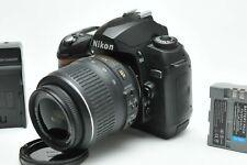 Nikon D70 SLR Digital Camera With 18-55mm VR Lens
