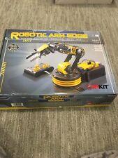 OWI 535 Robotic Arm Edge Kit 187 Piece Unassembled 120 deg.