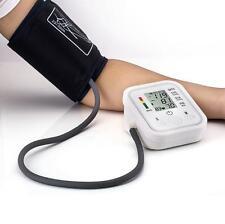 Pulse 1 Pcs Digital Tonometer Monitors Upper Arm Blood Pressure Health Care