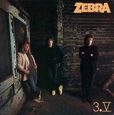 Zebra - 3.v (NEW CD)